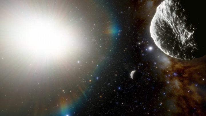 2021 PH27: É este o asteróide mais rápido do nosso sistema solar