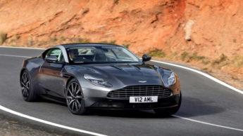 DB11 da Aston Martin