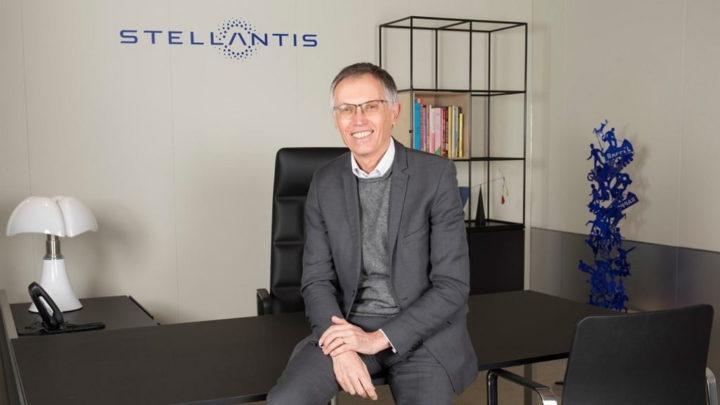 Carlos Tavares, CEO do grupo Stellantis