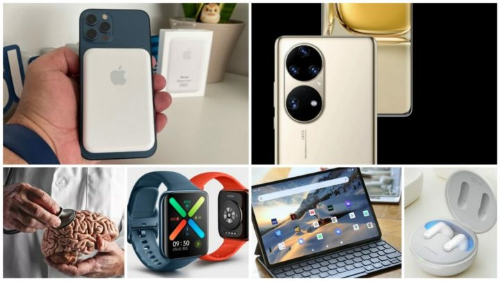 E os destaques tecnológicos da semana que passou foram... - LG, realme, Huawei, Apple