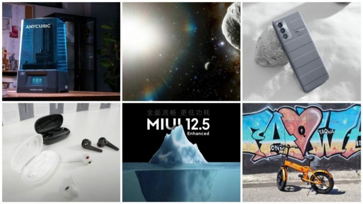 E os destaques tecnológicos da semana que passou foram... - Huawei, Xiaomi, 1MORE, realme