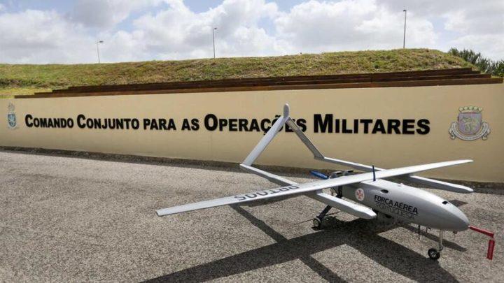 Drone da Força Aérea Portuguesa cai na região do Alentejo: é o terceiro