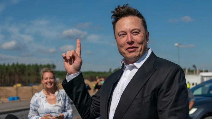 Elon Musk CEO Tim Cook 2020 EUA