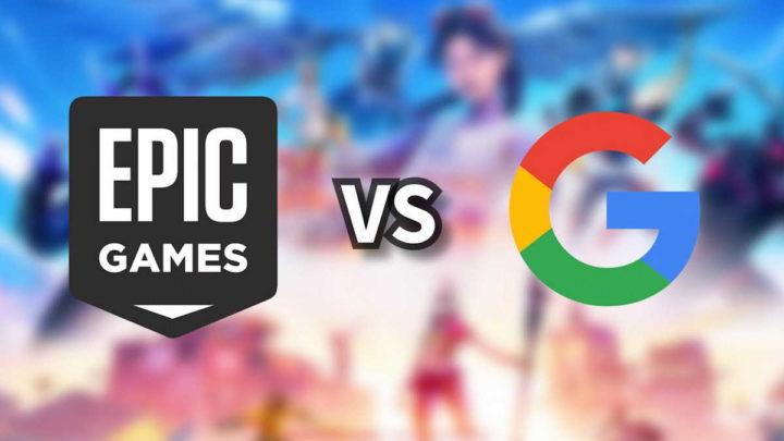 Google Epic Games Android comprar Fortnite