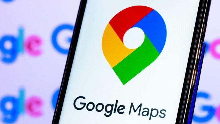 Google Maps widgets pesquisa