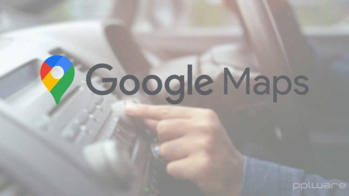 Google Maps música serviço viajar