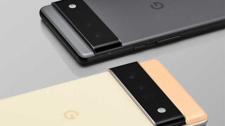 Pixel 6 Pro Google Tensor