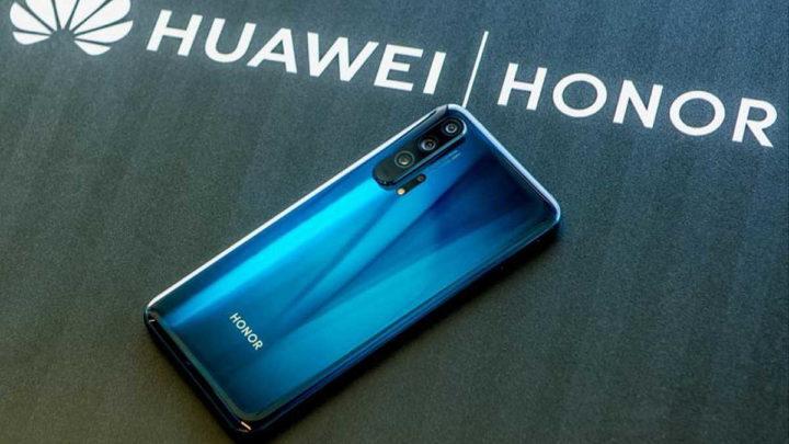 Honor Huawei EUA restrições mercado