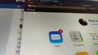 Imagem iCloud Mail