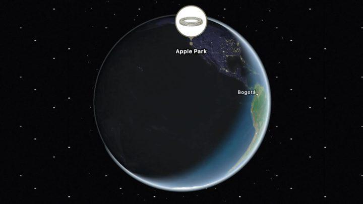 Imagem iPhone 13 com comunicações por satélite rede LEO