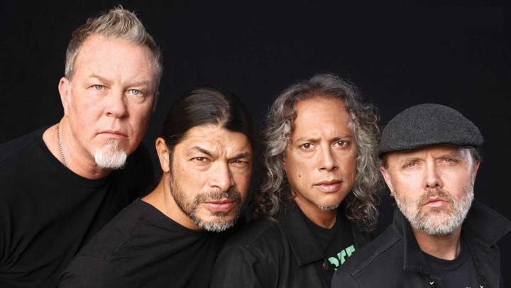 Nothing Else Matters Metallica classicos classics Música pplware