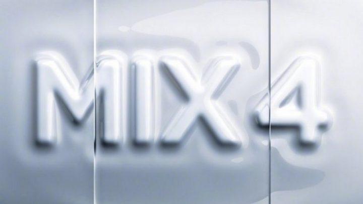 Xiaomi Mi MIX 4 - as primeiras imagens oficiais já foram partilhadas