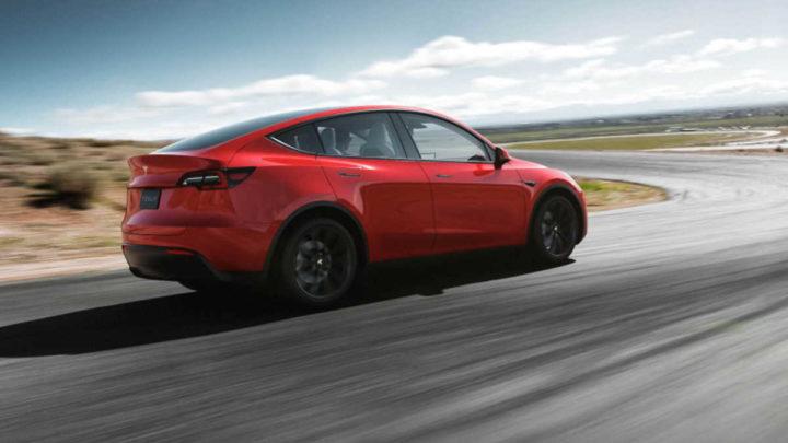Tesla Gigafactory alemã Model Y Elon Musk