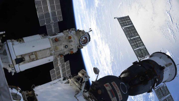 Módulo da Rússia na ISS