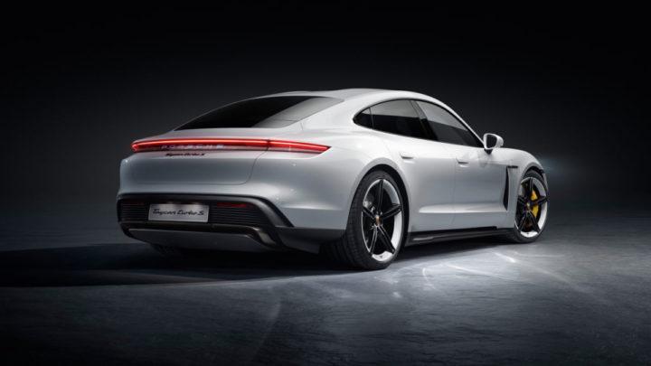 Imagem Porsche Taycan