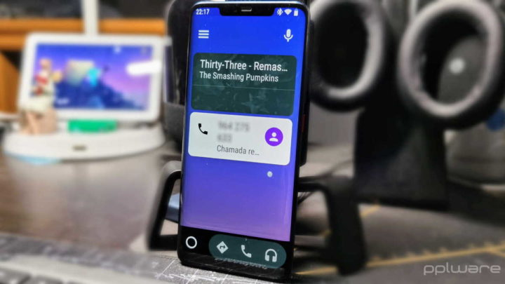 Android Auto Google smartphones app