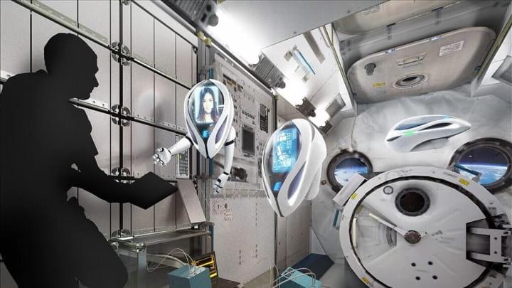 Imagem Projeto Space Avatar
