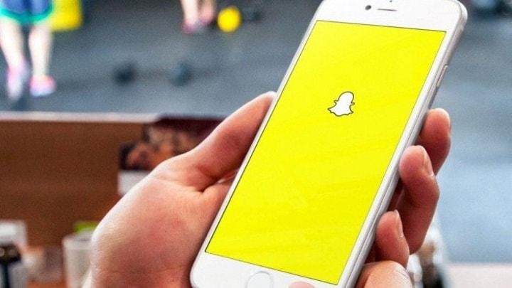 Imagem Snapchat