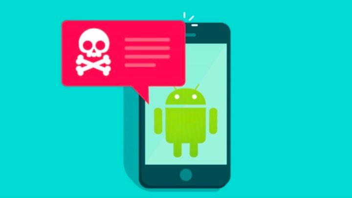 Ilustração malware Android Vultur