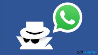 Esconder status WhatsApp