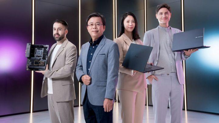 ASUS anuncia novos computadores portáteis e desktop já prontos para o Windows 11