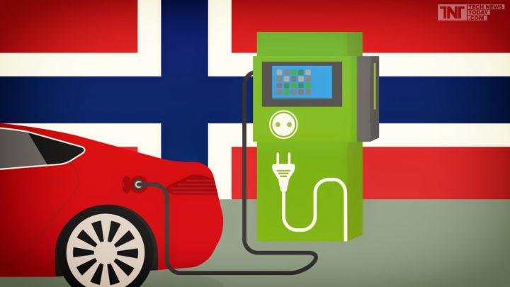 Noruega pode vender o último carro a combustão já em 2022