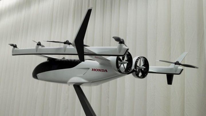 Honda quer ter VOLTs elétricos e robôs de telepresença