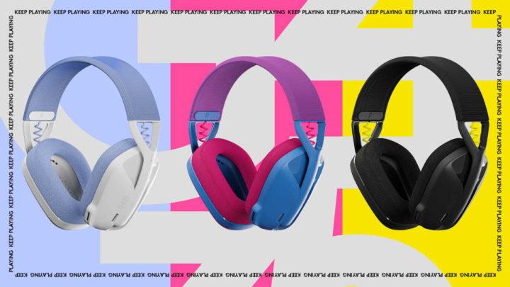 Logitech G435 headset jogos