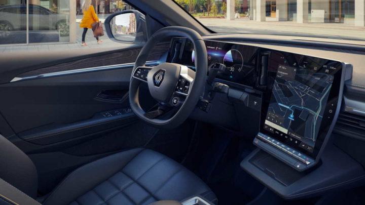 Mégane E-Tech Electric Renault carro elétrico