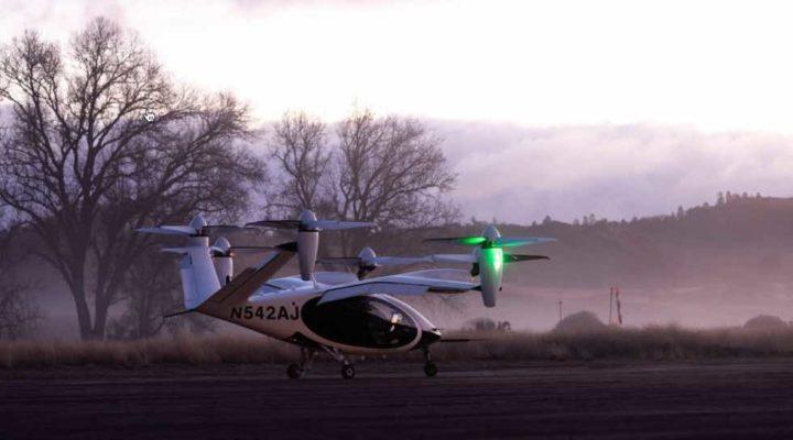 """NASA já está a testar """"taxis voadores"""" da Joby"""