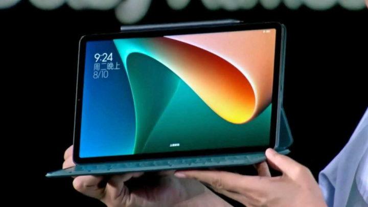Xiaomi Mi Pad 5 preço Europa tablet