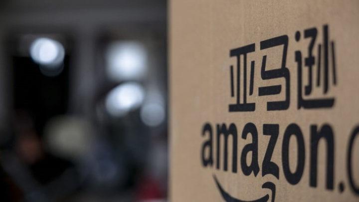 Amazon na China