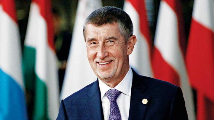 Andrej Babis, primeiro-ministro da República Checa
