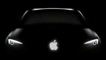 Ilustração Apple Car