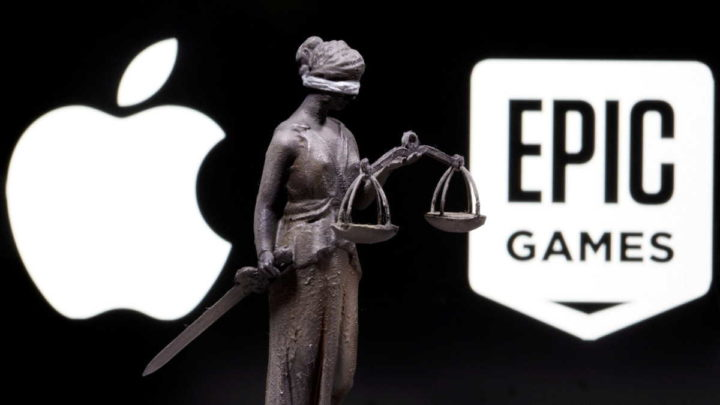 Apple Epic Games pagamentos App Store decisão
