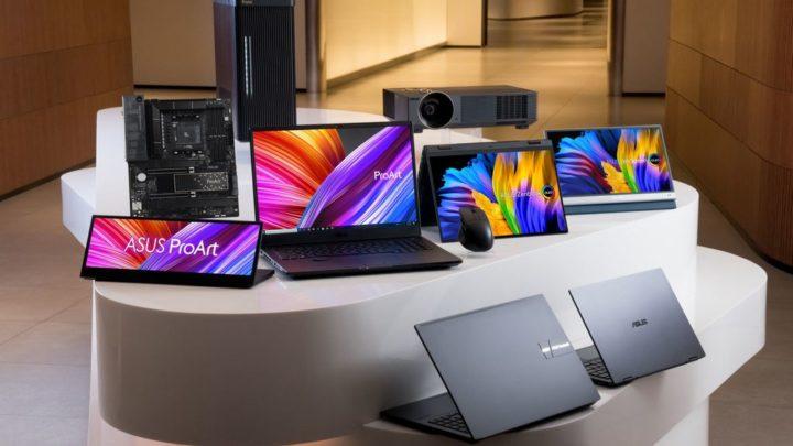ASUS anuncia novidades preparadas para Windows 11