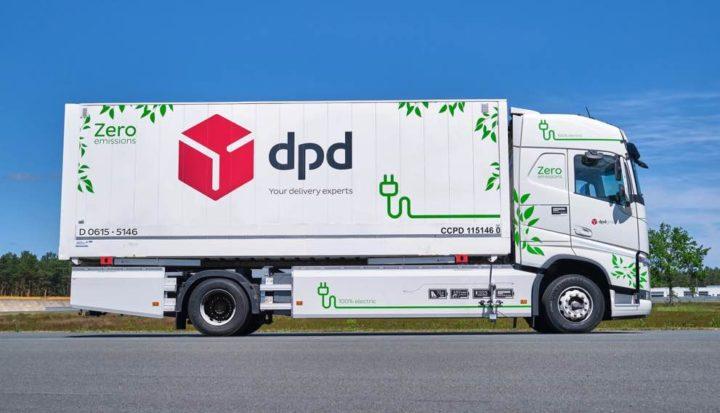 Caminhão elétrico Futuricum percorre 1.099 km com uma única carga
