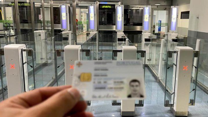 Cartão de cidadão já não serve para entrar no Reino Unido