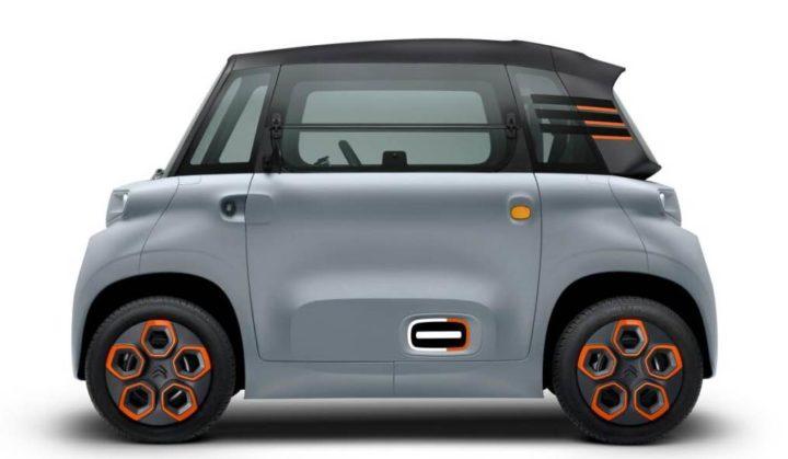 Citroën Ami já chegou a Portugal! É um carro e compra-se na FNAC