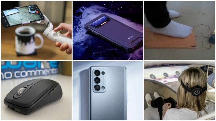 E os destaques tecnológicos da semana que passou foram... - Logitech, DJI, OPPO, Xiaomi