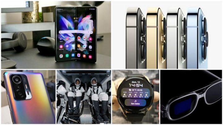 E os destaques tecnológicos da semana que passou foram... - Apple, Xiaomi, Samsung