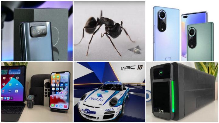 E os destaques tecnológicos da semana que passou foram... - iOS, Asus, APC