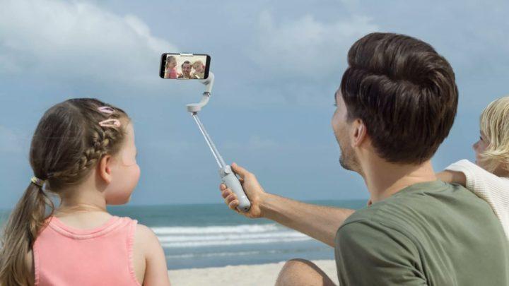 DJI OM 5: Conheça o novo estabilizador para selfies e não só