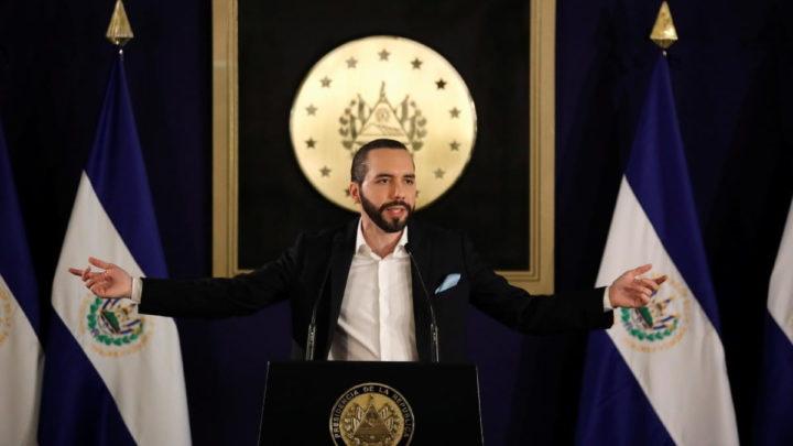 Presidente de la República de El Salvador, Nayib Bukele