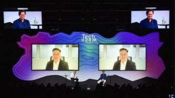 Elon Musk na Italian Tech Week