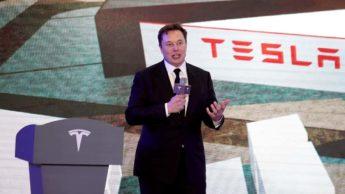CEO da Tesla, Elon Musk