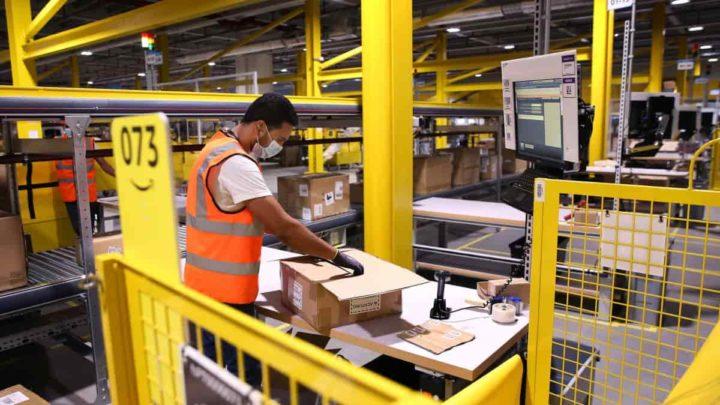 Funcionários Amazon