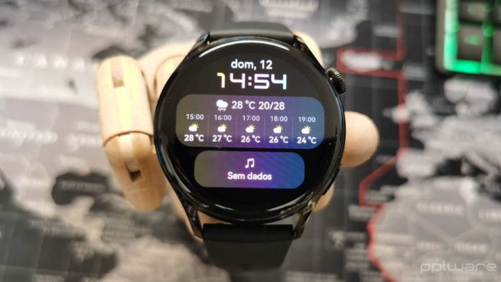 Huawei Watch 3 smartwatch HarmonyOS