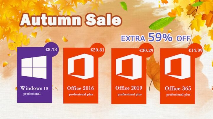 Antivírus, Software, Windows 10 e Office na ICMMO, chaves digitais