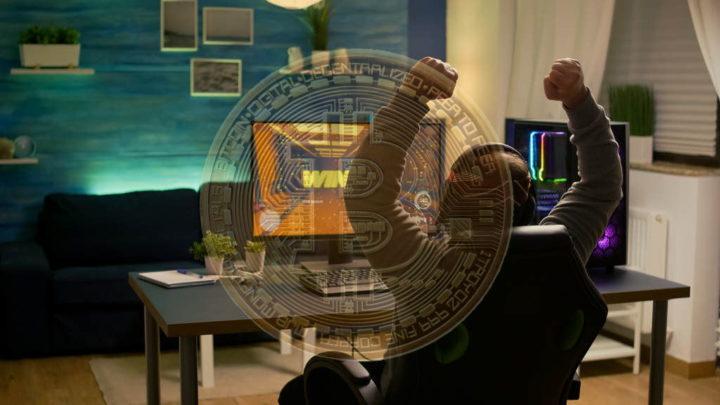 Bitcoin e o futuro do iGaming - Technology photo created by DCStudio - www.freepik.com